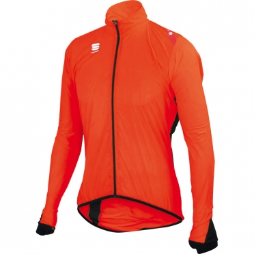 Sportful hot pack 5 jacket red men