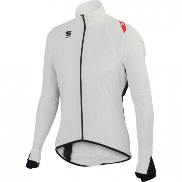 Sportful hot pack 5 jacket white men