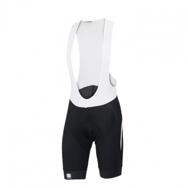 Sportful Tour Max bibshort black/white men
