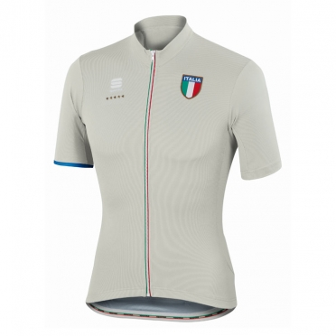 Sportful Italia CL cycling jersey white men