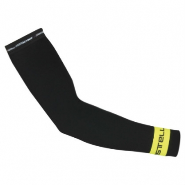 Castelli Thermoflex armwarmers black/yellow 14039-321 2015