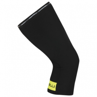 Castelli Thermoflex kneewarmer black/yellow 14041-321 2015