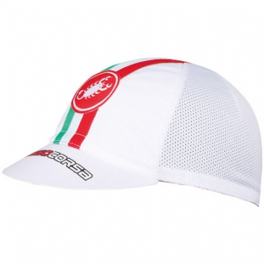 Castelli  Performance cycling cap white 14047-001 2015