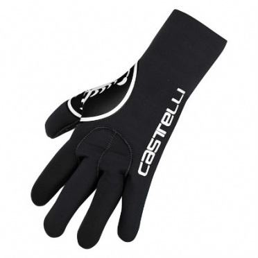 Castelli Diluvio glove black mens 14536-010