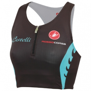 Castelli body paint W tri short top women 14116-101
