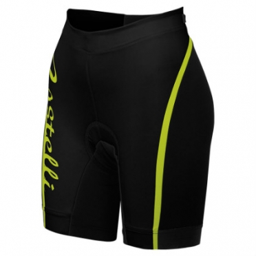 Castelli Core W tri short black/lime women 14121-431 2015