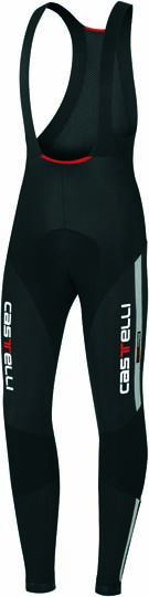 Castelli Sorpasso bibtight mens black/reflex 10510-710