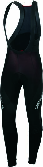 Castelli Sorpasso WIND bibtight mens black 13521-010