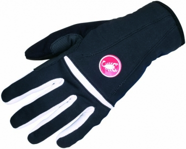 Castelli Cromo cycling glove black/white women 14571-010