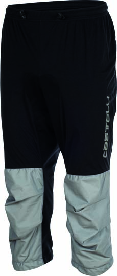 Castelli Tempesta 3/4 pant black/grey mens 15513-010