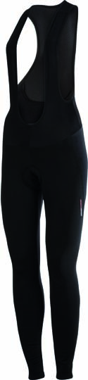 Castelli Meno wind W bibtight black women 15565-010