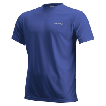 Craft Prime running shirt cobalt men