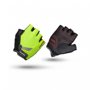 GripGrab ProGel Hi-Vis Cycling Gloves