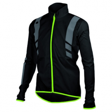 Sportful Reflex 2 cycling jacket black men