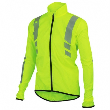 Sportful Reflex 2 cycling jacket yellow men