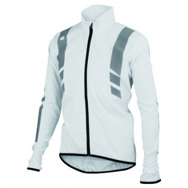 Sportful Reflex 2 cycling jacket white men