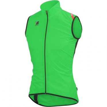 Sportful Hotpack 5 sleeveless vest green men