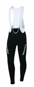 Sportful Gruppetto bibtight black/white men