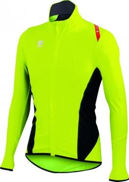 Sportful Fiandre Light No-rain Top yellow men