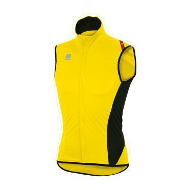 Sportful Fiandre Light Norain vest yellow men