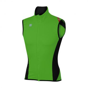 Sportful Fiandre light norain sleeveless vest green men