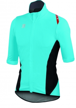 Sportful Fiandre Light Norain Short Sleeve blue men