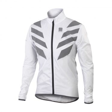Sportful Reflex long sleeve jacket white men