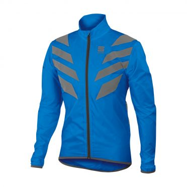 Sportful Reflex long sleeve jacket blue men