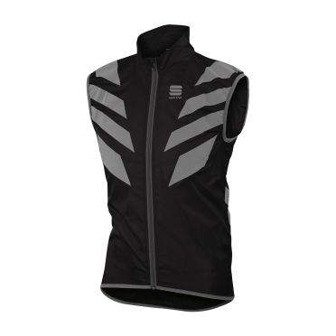 Sportful Reflex sleeveless vest black men