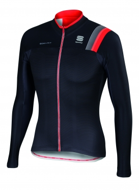 Sportful Bodyfit Pro Thermal Jersey black men