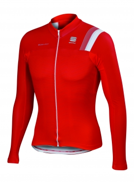 Sportful Bodyfit Pro Thermal Jersey red men