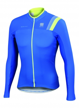 Sportful Bodyfit Pro Thermal Jersey blue men