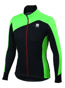 Sportful Edge softshell jacket green men