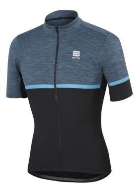 Sportful Giara jersey blue/black men