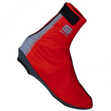 Sportful Race WS shoecover red men