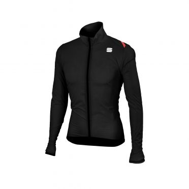 Sportful Hot pack 6 jacket black men
