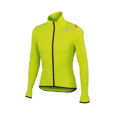 Sportful Hot pack 6 jacket yellow men