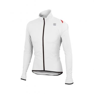 Sportful Hot pack 6 jacket white men