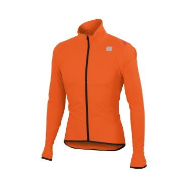Sportful Hot pack 6 jacket orange men