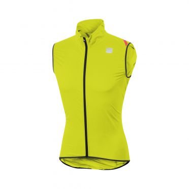 Sportful Hot pack 6 vest yellow men