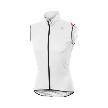 Sportful Hot pack 6 vest white men