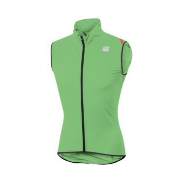 Sportful Hot pack 6 vest green men