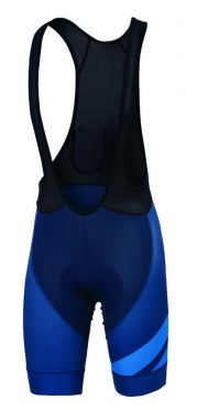 Sportful Bodyfit team bibshort blue men