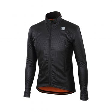 Sportful R&D intensity jacket black men