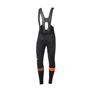 Sportful Bodyfit pro bibtight black/orange men