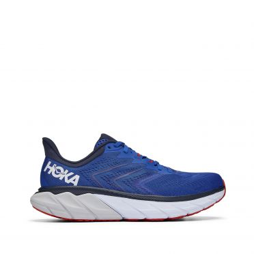 Hoka One One Arahi 5 running shoes blue men