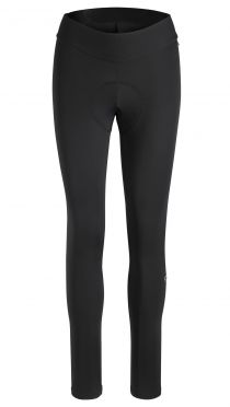 Assos Uma GT half summer cycling tights no insert black women