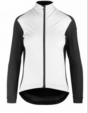 Assos BonkaJacketLaalalai cycling jacket white/black women