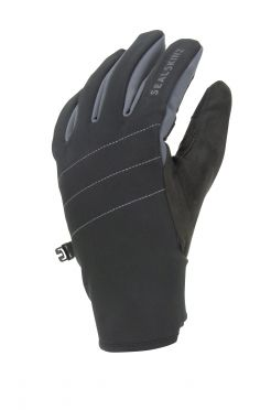 Sealskinz Waterproof all weather gloves black
