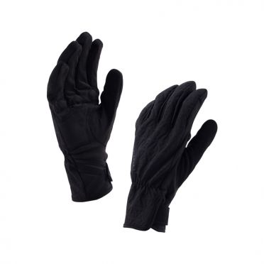 SealSkinz All weather cycle gloves black women